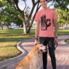 Its OK Pure Cotton Tshirt for Men Pink